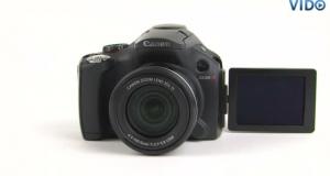 Canon PowerShot SX30 IS