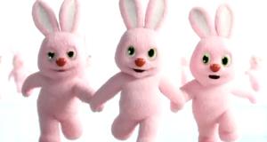 Песня… про зайцев!