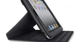 Четыре концепции установки iPad от Belkin