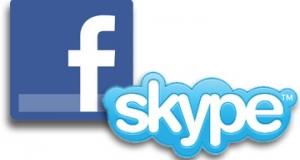Интеграция Skype и PayPal с Facebook