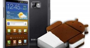 Android 4.0 для Samsung Galaxy S II
