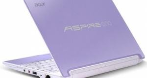 Интерактивный обзор нетбука Acer Aspire One HAPPY-138 Q