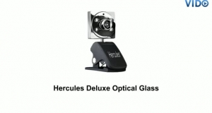 Веб-камера Hercules Deluxe Optical Glass (4780466)
