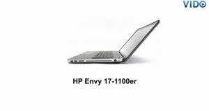 HP ENVY 17-1100er (XE528EA)