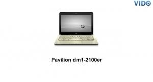 Ноутбук HP Pavilion dm1-2100er (XD427EA)