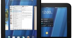 Анонсирован HP TouchPad на базе WebOS