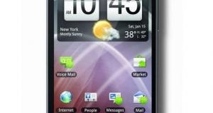 Выход HTC Thunderbolt