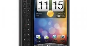 Новый телефон HTC Merge