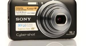 Обзор фотоаппарата Sony DSC-WX30