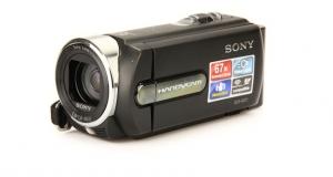 Обзор Sony Handycam DCR-SX21E