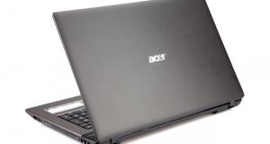 Обзор ноутбука: Acer 7750G – 2634G75Mnkk