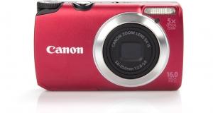 Обзор цифрового фотоаппарата: Canon PowerShot A3300 IS