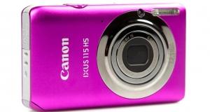 Обзор цифрового фотоаппарата: CANON IXUS 115 HS