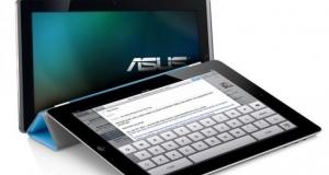 ASUS Transformer Prime vs iPad 2, сравнение в играх