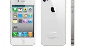 Когда увидит свет белый iPhone 4?
