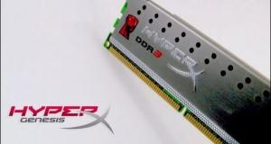 Новая DDR3-память от Kingston.