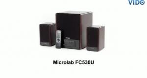 Колонки MICROLAB 2.1 FC530U (FC-530U)