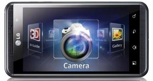 CTIA Wireless 2011: 3D LG Thrill 4G