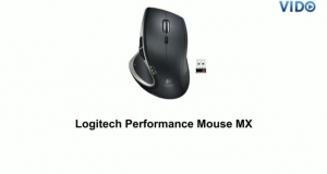 Logitech Performance Mouse MX WL Laser Black