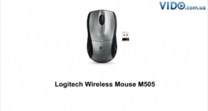 Wireless Mouse M505