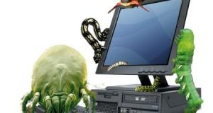 Интернет кишит вирусами!