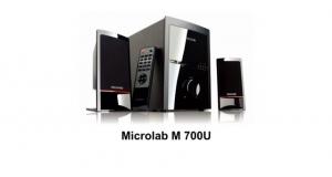 Колонки MICROLAB 2.1 M-700U