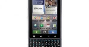 MWC 2011: телефоны от Motorola