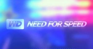 Need for Speed и жесткие диски Western digital VelociRaptor