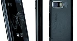Обновление прошивки Nokia 5800
