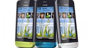 Nokia анонсировала новый смартфон С5-03