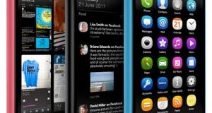 Nokia N9 - вся сущность напоказ