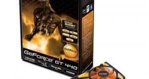 ZOTAC представляет новую серию видеокарт GeForce GT 440