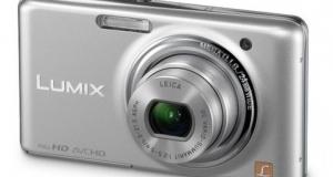 Новая фотокамера Lumix DMC-FX78 от Panasonic