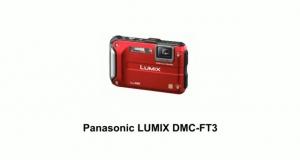 Цифр. фотокамера Panasonic LUMIX DMC-FT3