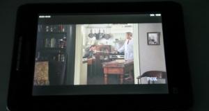 Просмотр видео на PocketBook IQ 701