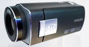Новая видеокамера Philips с Wi-Fi