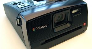 Polaroid Z340 - печать фото на месте