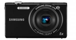 Samsung SH100 - новая фотокамера с Wi-fi.