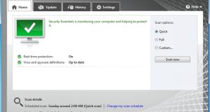 Желаете протестировать бета-версию Security Essentials?