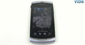 Смартфон Sony Ericsson U5i Vivaz (1233-6090)