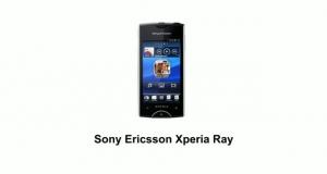 Смартфон Sony Ericsson ST18i Ray