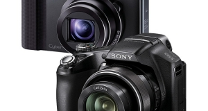 Две новые камеры Cyber-shot от Sony