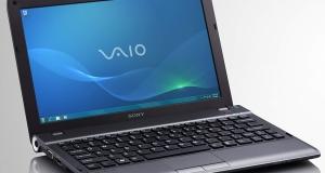 Sony VAIO Y c разными процессорами