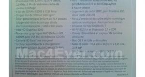 """Характеристики MacBook Pro 15"""""""