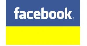 Количество пользователей Facebook в Украине растет
