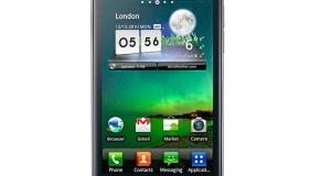 Выходит в свет первый двухъядерный смартфон LG Optimus 2X
