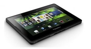 MWC 2011: несколько вариаций PlayBook от RIM