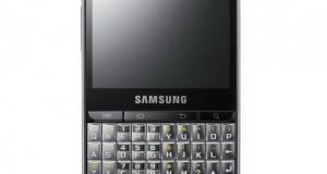 Смартфон Samsung Galaxy Pro