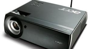 Новый проектор U5200 от Acer