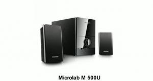 Колонки MICROLAB 2.1 M-500U
